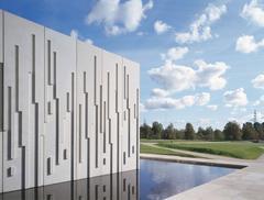 Kształty w betonie - elewacje z betonu architektonicznego