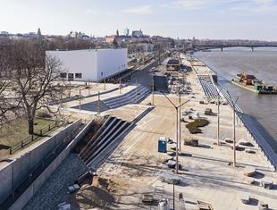 Miejsce tworzenia zmiennych idei – o projekcie Muzeum nad Wisłą Adolf Krischanitz