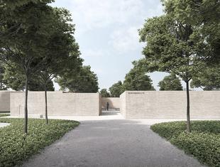 Znamy wyniki konkursu na koncepcję zespołu kolumbariów na cmentarzu w Radomiu