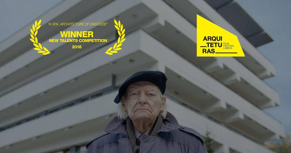 Architektura Zawodzia z nagrodą w Lizbonie